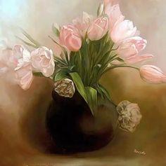 тюльпаны в живописи маслом: 8 тыс изображений найдено в Яндекс.Картинках