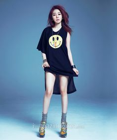 2014.04, Esquire, Yoo In Na