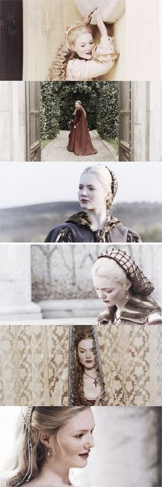 Lucrezia: you are lucrezia borgia.  you are the scandal of italy.  you are also the envy of italy.