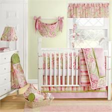Chloe Baby Bedding by Banana Fish - Chloe Crib Bedding