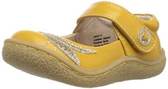 Baby Shoes |  Livie  Luca Girls Pio Mary Jane Flat Butterscotch 8 Medium US Toddler ** Want to know more, click on the image.-It is an affiliate link to Amazon.