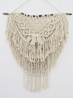 Babs The Boho Macrame Wall Hanging