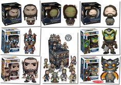 Warcraft é um dos grandes nomes dos games do gênero de estratégia, que fez tanto sucesso durante décadas que agora chegou ao cinemas. Vamos conhecer alguns produtos Warcraft?