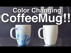 DIY Color Changing Mugs – MakersKit