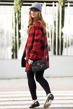 Plaid Fashion, Hipster, Street Style, Outfits, Shirts, Women, Feminine Fashion, Loafers, Closets