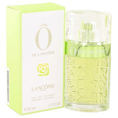O de Lancome by Lancome Eau De Toilette Spray 1.7 oz