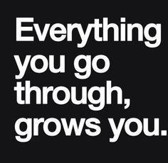 It's all about growth.