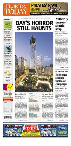 10 Powerful September 11th Anniversary Local News Headlines