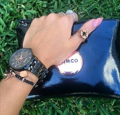MIMCO love Mimco Pouch, Indian Attire, Couches, Becca, Michael Kors Watch, Purses And Bags, What To Wear, Bae, Goals