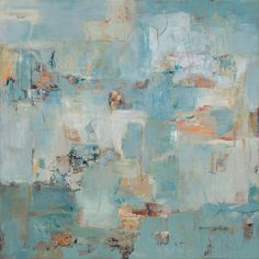 Santa Fe Artist working in Oil/Cold Wax, Acrylic and Encaustic