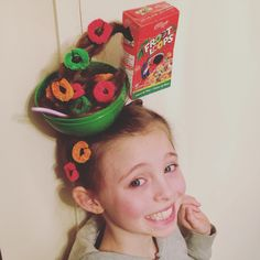 Crazy hair day 2016 Fruit Loops Anyone? Crazy hair day 2016 Fruit Loops Anyone? Crazy hair day 2016 Fruit Loops Anyone? Crazy hair day 2016 Fruit Loops Anyone? Crazy Hair Day Girls, Crazy Hair For Kids, Crazy Hair Day At School, Crazy Hat Day, Funky Hairstyles, Girl Hairstyles, Toddler Hairstyles, Ideas Maquillaje Carnaval, Wacky Hair Days