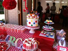 Carnival/Circus Birthday Party Ideas | Photo 19 of 59 | Catch My Party