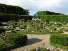 Gardens of Herrenhausen Hannover