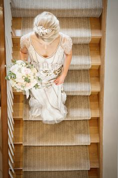 Eden by Jenny Packham for A 1920s Inspired and Intimate Country House Wedding | Love My Dress® UK Wedding Blog