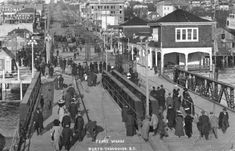 Ferry Wharf North Vancouver, B. - City of Vancouver Archives Canadian History, Local History, Fraser Valley, North Vancouver, British Columbia, West Coast, Art Images, The Past, Street View