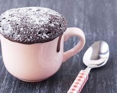 Mug cake chocolat Weight Watchers