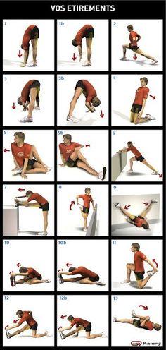 Stretch everyday... Plus