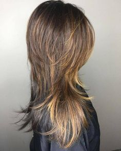 60 Lovely Long Shag Haircuts for Effortless Stylish Looks Shag Haircut For Long Straight Hair Long Shag Hairstyles, Short Shag Haircuts, Sleek Hairstyles, Haircuts For Long Hair, Straight Hairstyles, Stacked Hairstyles, Goth Hairstyles, 1940s Hairstyles, Beautiful Hairstyles