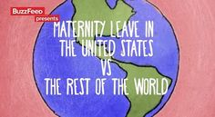 "Did you know that out of 196 countries worldwide, there are 7 countries who don't have laws that require paid maternity leave?  The United States is one of them. In fact, the U.S.A is the only developed country on the list.   So, what gives, America?   Check out this video by @mental_floss and @buzzfeed on ""Maternity Leave in the U.S. Vs. The Rest of the World"" for more on the subject: http://mentalfloss.com/article/60078/maternity-leave-us-vs-rest-world   #WomenCanDoAnything #Maternity"
