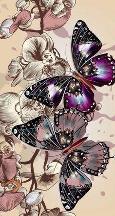 90 best cell phone wallpapers butterflies images in 2019 rh pinterest com