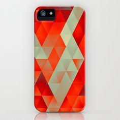Randomik XXVI iPhone & iPod Case by Rain Carnival - $35.00 I hope you like it!! #iphone #samsung #case #skin #abstract #experimental #triangle