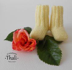 tricots prématurés | thalicreations