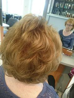 Hiustenvärjäys 9/2017