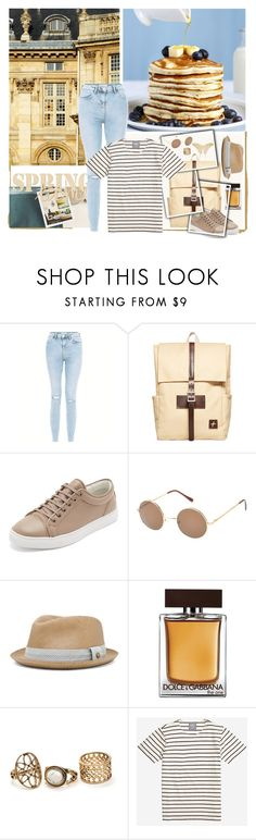 """Delicious beige ^ (20.2)"" by red-fashion ❤ liked on Polyvore featuring New Look, ETQ Amsterdam, rag & bone, Dolce&Gabbana, Bonobos and crazyforfashion"
