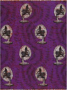 VLISCO | Véritable Hollandais | Since 1846 | Other fabrics New collection Black Sepics Wax Block