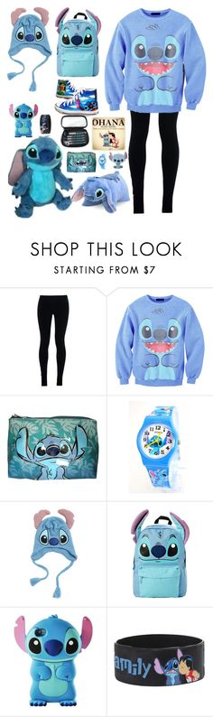 """LILO AND STITCH