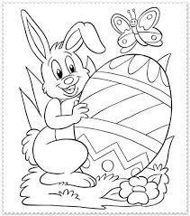 Desene in creion Cu Ouă De Paște