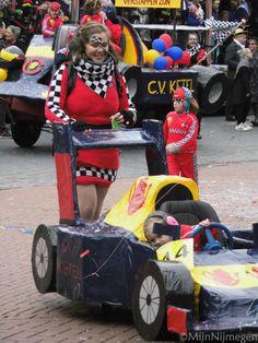 Carnavalsoptocht Nijmegen 2017