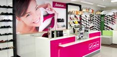 Easy Step   SCG London Retail Sector, Retail Design, London, Easy, Projects, Log Projects, Blue Prints, London England