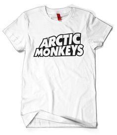 Artic Monkeys T-Shirt Merch official licensed music t-shirt. Gildan Unisex  SoftStyle 80e2044bf