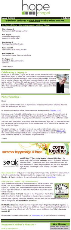email bulletin template - email marketing on pinterest email marketing email