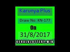 Karunya Plus KN-177 Draw on 31-8-2017, Kerala Lottery Results - http://LIFEWAYSVILLAGE.COM/lottery-lotto/karunya-plus-kn-177-draw-on-31-8-2017-kerala-lottery-results/