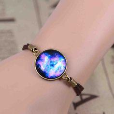 All new dark earth infinity stone bracelet.
