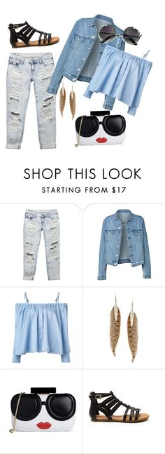 """SEM TÍTULO #62"" by luhpayne-948 on Polyvore featuring moda, Wet Seal, Sandy Liang, Roberto Cavalli e Alice + Olivia"