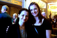 Les stars russes Kosteniuk et Isinbayeva - http://www.chess-and-strategy.com/2013/08/les-stars-russes-kosteniuk-et-isinbayeva.html