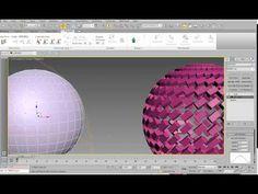 3Ds Max Motion Graphics Tutorial - ALI GFX - YouTube