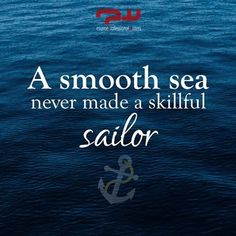 A smooth sea never made a skillful sailor. #quoteoftheday #quote #instaquote #instagood #inspiration #motivation #success #love #TagsForLikesApp #TFLers #tweegram #photooftheday #20likes #amazing #smile #follow4follow #like4like #look #instalike #igers #picoftheday #resumeprofessionalwriters #rpw