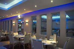 Jewels Restaurant in Southampton - great food, great atmosphere.