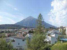 Niesen en Spiez, Suiza