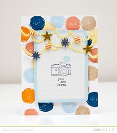 Studio Calico May Card Kit Projects » Paper Suite
