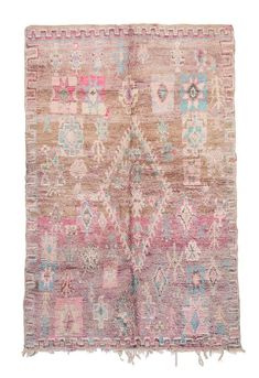 Purple, Pink, Hand Weaving, Blush, Rugs, Pattern, Vintage, Farmhouse Rugs, Hand Knitting