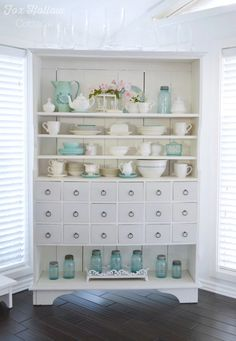39 Gorgeous Gray Furniture Makeovers - or is it Grey - 2 Bees in a Pod