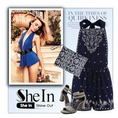 """""""SheIn 4"""" by monmondefou ❤ liked on Polyvore"""