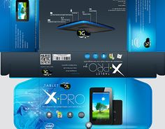 """Check out new work on my @Behance portfolio: """"Tablet X-PRO DL"""" http://be.net/gallery/34500585/Tablet-X-PRO-DL"""