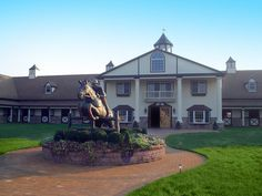 Stonehenge Stables, owned by Max Amaya    someone rich please propose to me already