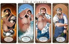 the 4 element bear